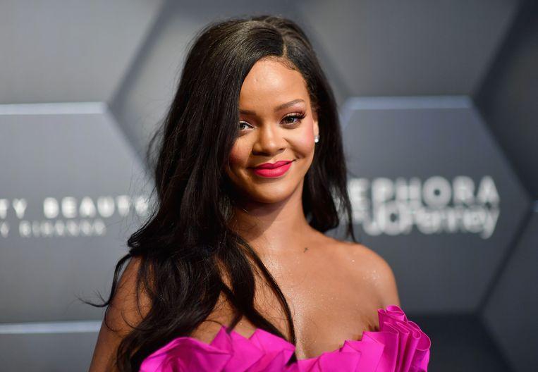 Rihanna tekent bij LVMH, en stuurt haar producten binnenkort naar Europa.