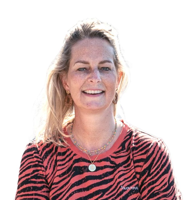 Annet Rijnberg.  Beeld Beyer Boxem