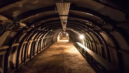 Een ondergronds nazicomplex, genaamd Riese, werd tijdens de Tweede Wereldoorlog gebruikt als opslagruimte.