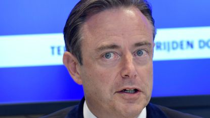 "De Wever: ""Entourage van Kris Peeters is links, linkser, linkst"""