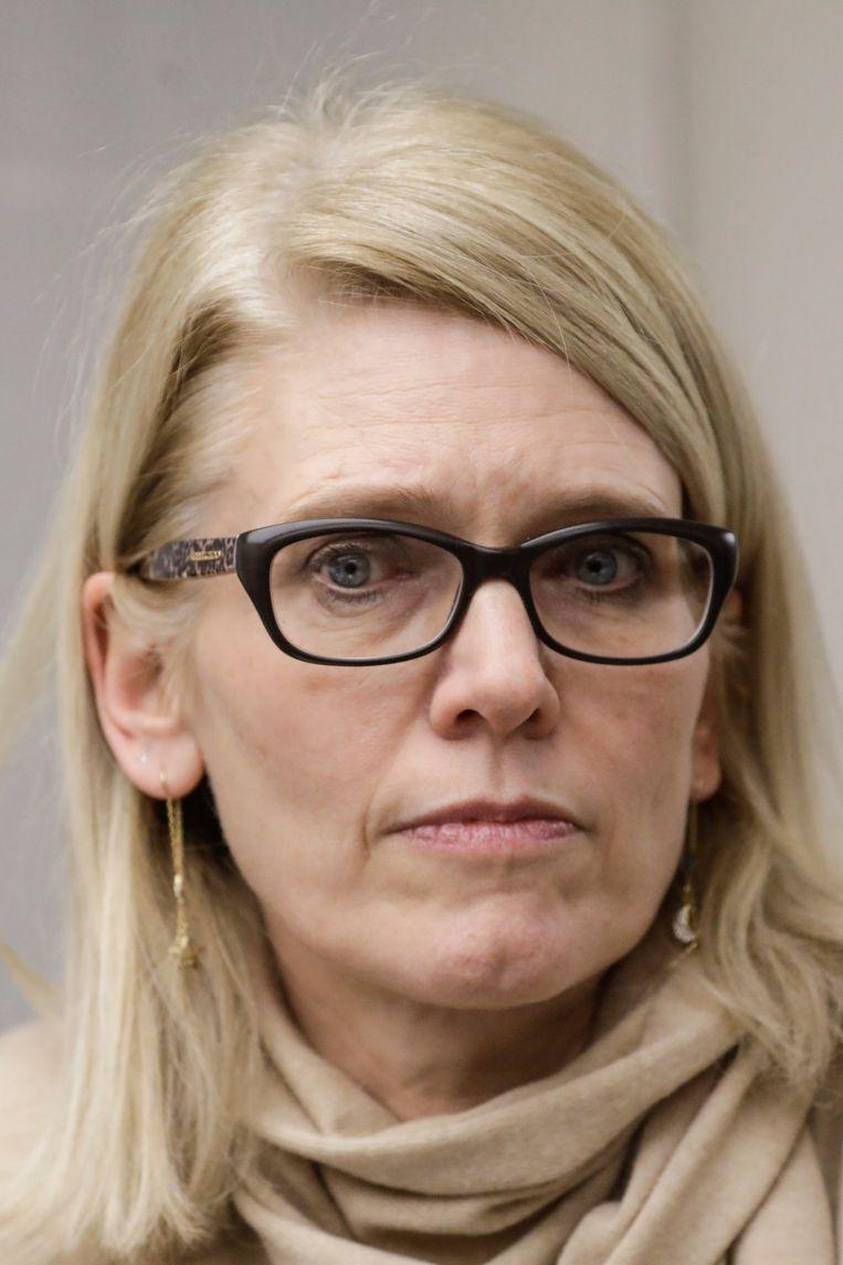 Monica De Jonghe van het VBO.