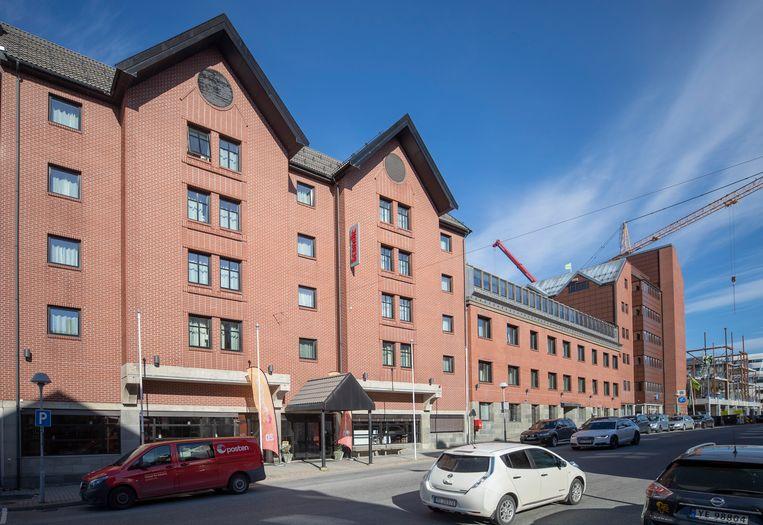 Dit is het hotel waar Kamphuis laatst gezien werd.
