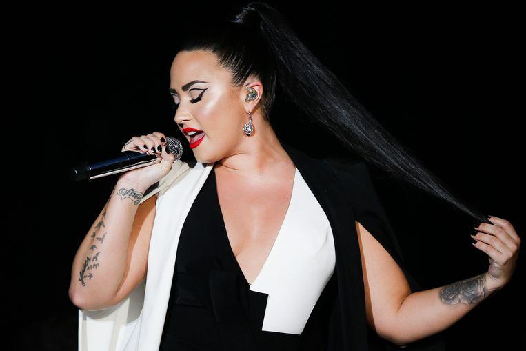 Demi Lovato lijkt goed te herstellen van haar overdosis. De zangeres heeft de afkickkliniek ondertussen verlaten.