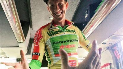 Vanmarcke wordt tweede in rit en grijpt leiderstrui in Ronde van Oostenrijk