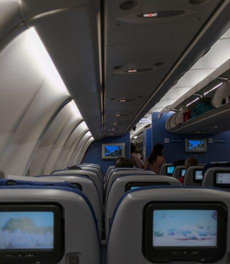 Elena bijt, spuugt en slaat op KLM-vlucht naar Panama