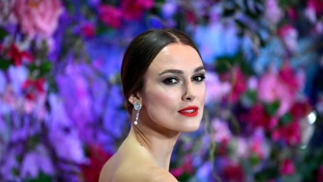 Keira Knightley stelt orde op zaken: geen seksscènes meer met mannelijke regisseurs