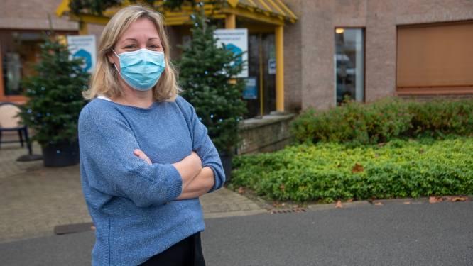 """Directrice Els Meuleman (42) kreeg zelf twee keer corona, maar leidde haar rusthuis door dodelijk jaar: """"Blij dat regels nog streng zijn, ik weet hoe meedogenloos het virus is"""""""