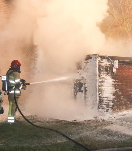 Minder brandincidenten in Flevoland dan vorig jaar, geen agressief gedrag richting brandweer