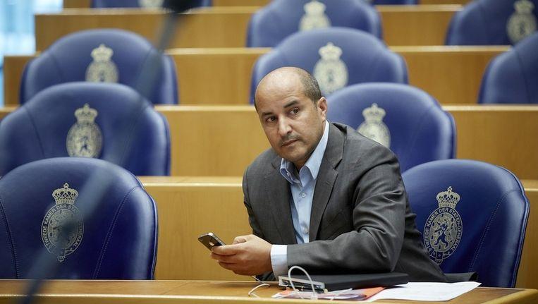 Ahmed Marcouch zou ongelukkig zijn in Den Haag Beeld anp