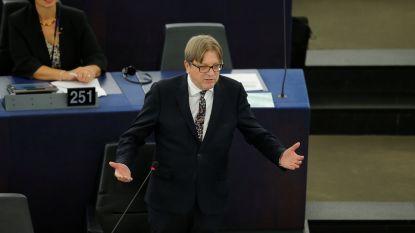 Willen Europese christendemocraten troostprijs voor Verhofstadt saboteren?