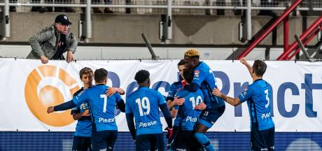 De man die bijna nooit scoort, doet het voor Helmond Sport: 'Zo kan ik nog weleens topscorer worden'