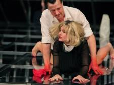 Daan Schuurmans met liefdesduel op toneel in Speelhuis Helmond