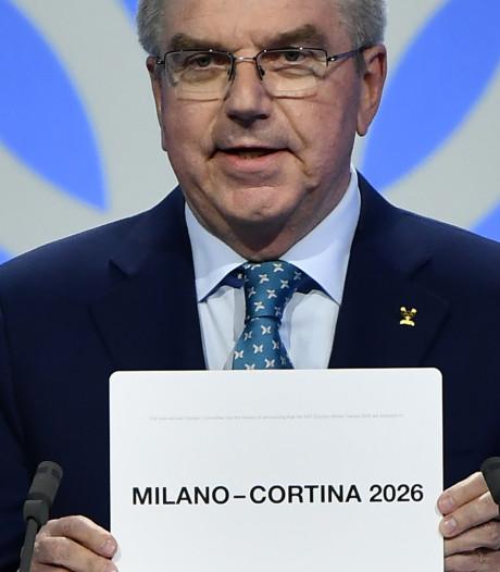 Milan organisera les Jeux Olympiques d'hiver en 2026