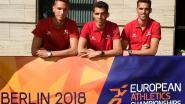Drukke dag voor Belgische delegatie op EK atletiek in Berlijn
