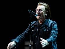 Stopt U2 ermee? Bono praat over pensioen tijdens concert