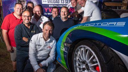 Rallydream haalt Yves Deruyter naar After Work Party in aanloop naar rally