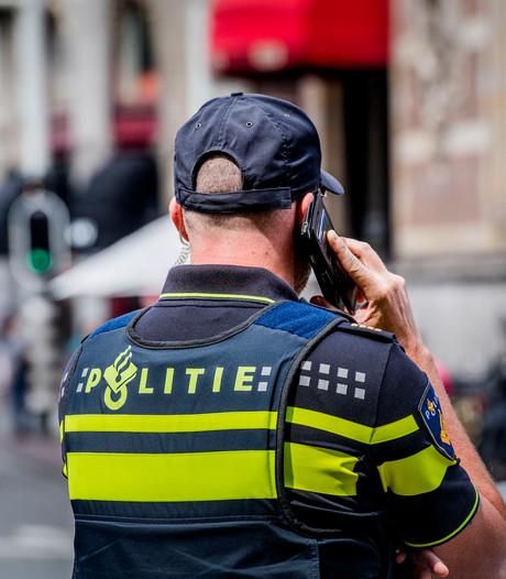 Politie plat door storing: agenten kunnen geen bonnen schrijven