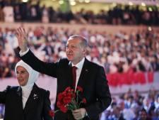 Erdogan wil Turkse legeroperaties in buurlanden uitbreiden