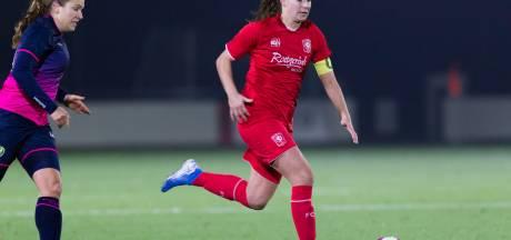 FC Twente vrouwen beginnen meteen met topper