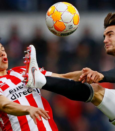 Ongekende overheersing PSV en Ajax in spelersklassement