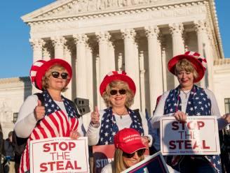 Waarom Republikeinse kiezers niet kunnen geloven dat Trump verloren heeft