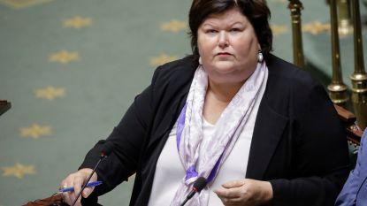 """Als Maggie De Block burgemeester wordt, kan dochter Julie geen schepen meer zijn: """"We zullen zien wat de kiezer zegt"""""""