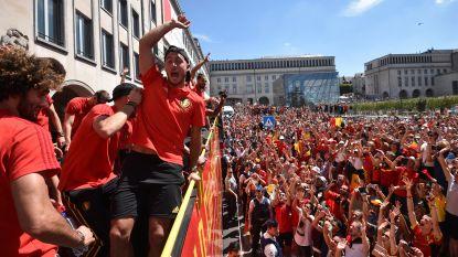 """""""De fans verwachten dat we élke match zullen winnen. Geen probleem: de spelers ook"""""""