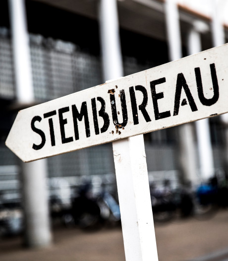 Opkomst verkiezingen in Apeldoorn om 15.30 uur: 22,1 procent