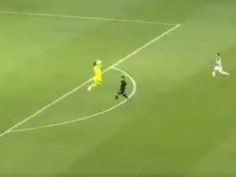 Exclusion grotesque après 13 secondes: ce gardien entre dans l'histoire du championnat turc