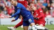 Het gebaar van een Liverpool-middenvelder richting Hazard dat voor ophef zorgt op sociale media