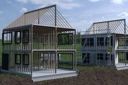 Omgekeerd bouwen: tot 35 procent goedkoper en 55 procent sneller