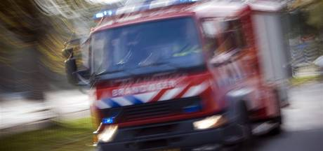 Brand in afzuiging bij palletfabriek in Ulft