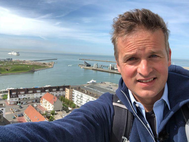 Rond de Noordzee - Arnout Hauben