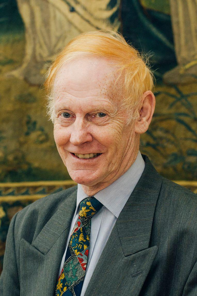 Michael Norton, directeur milieu van de Europese wetenschapskoepel Easac.  Beeld