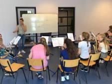 Fanfare Milheeze: nog meer muziek op, en na, school
