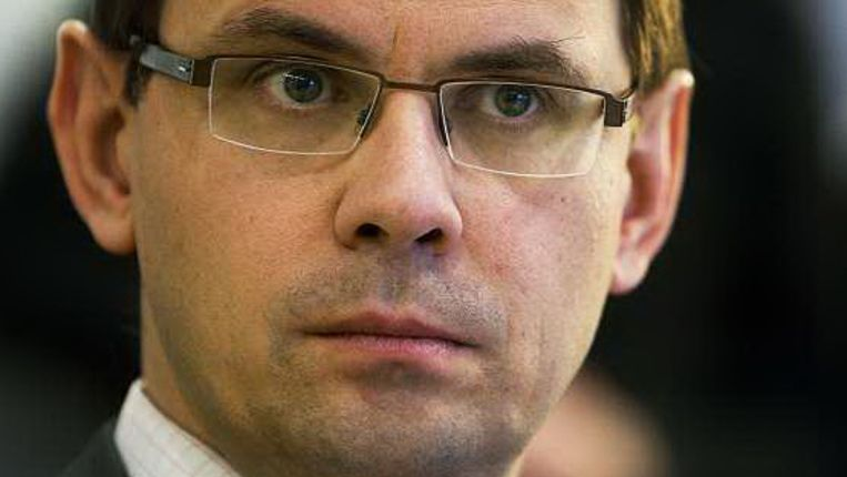 Minister Andre Rouvoet. (ANP) Beeld