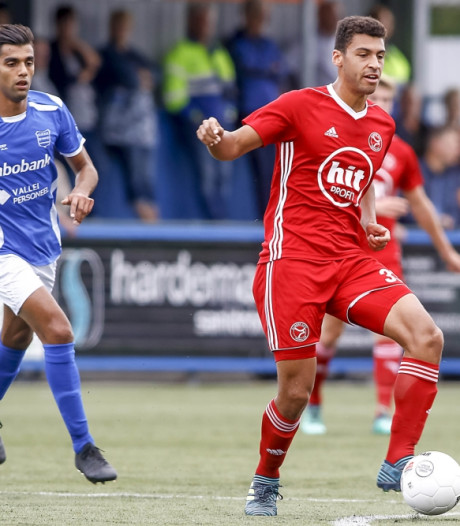 GVVV hengelt eerste driepunter binnen tegen Jong Almere City