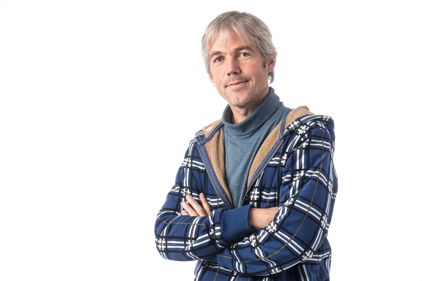 Journalist Frank Timmers