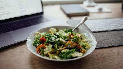 Sandwich of salade? Belg houdt vast aan klassieke lunch