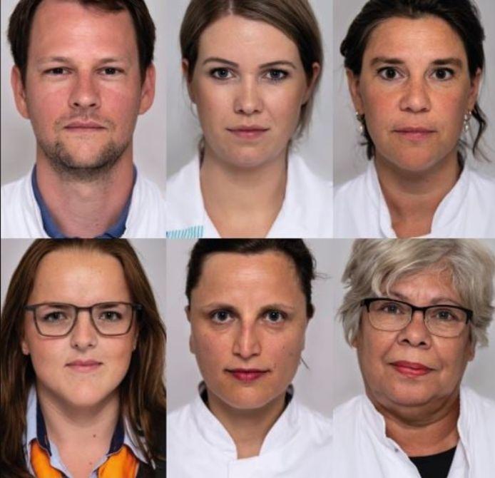 Ziekenhuispersoneel van het Beatrixziekenhuis in Gorinchem 'doet nog wel mee'.