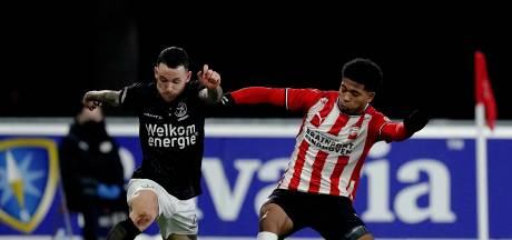 Samenvatting: Jong PSV - Almere City FC