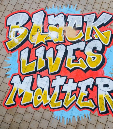 Eindhovens graffitiwerk viral in Amerika: 'Laten we Guinness World Records bellen'