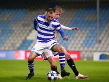 De Graafschap-aanvaller Verbeek mist alleen bekerduel met PSV door schorsing