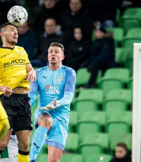 VVV steelt drie punten in Groningen door blunder Padt