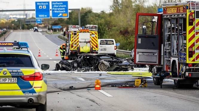 Twee verdachten van dodelijke straatrace in Duitsland vrijgelaten