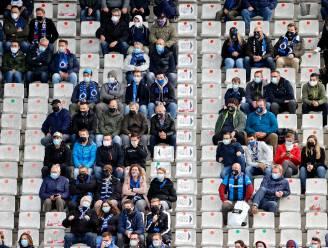 Pro League verstrengt regels in onze stadions: bubbels van maximum 4 personen en compartimenten gehalveerd naar 200 fans