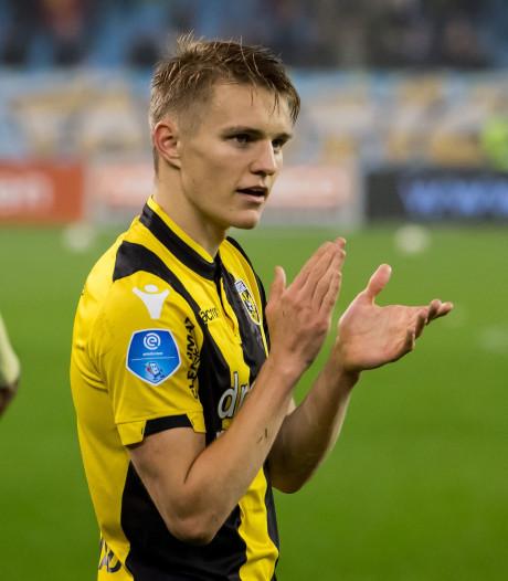Uitblinker Ødegaard: We vechten voor elkaar, tot de laatste minuut