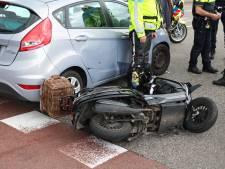 Scooterrijder gewond bij ongeluk in Zevenaar