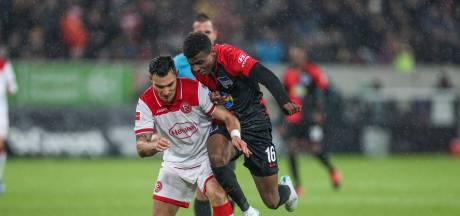 Dilrosun en Rekik komen met Hertha BSC knap terug in Düsseldorf