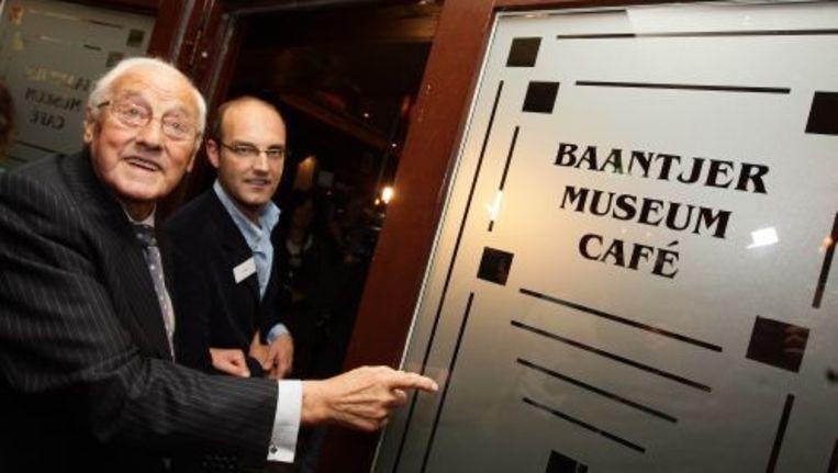 In 2008 werd in Amsterdam het Baantjermuseum geopend. ANP Beeld